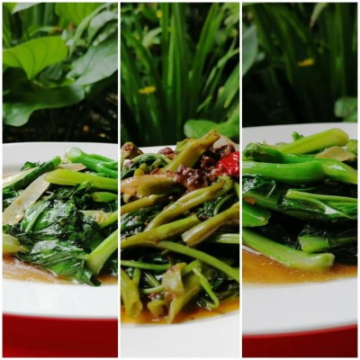 Vegetables & Beancurd