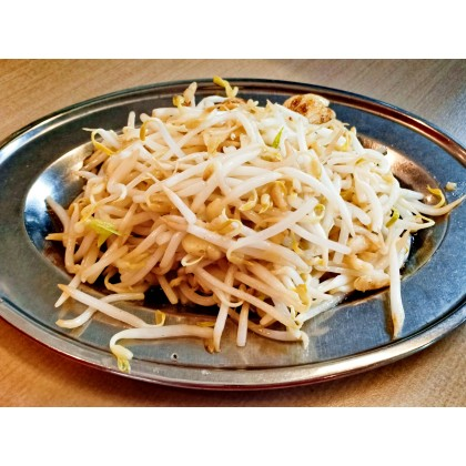 Beansprout with Garlic