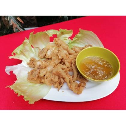 Deep Fried Squids